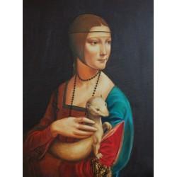 Dama z Łasiczką