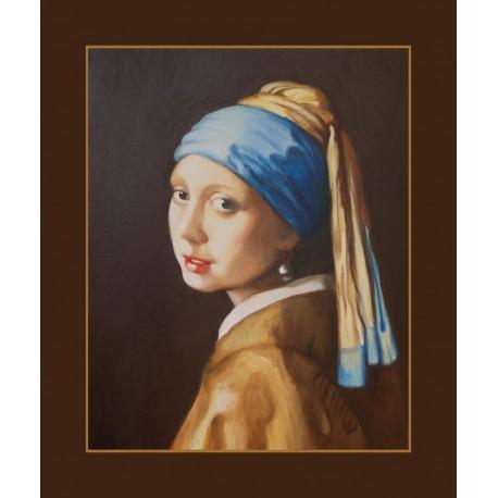 Dziewczyna z perłą